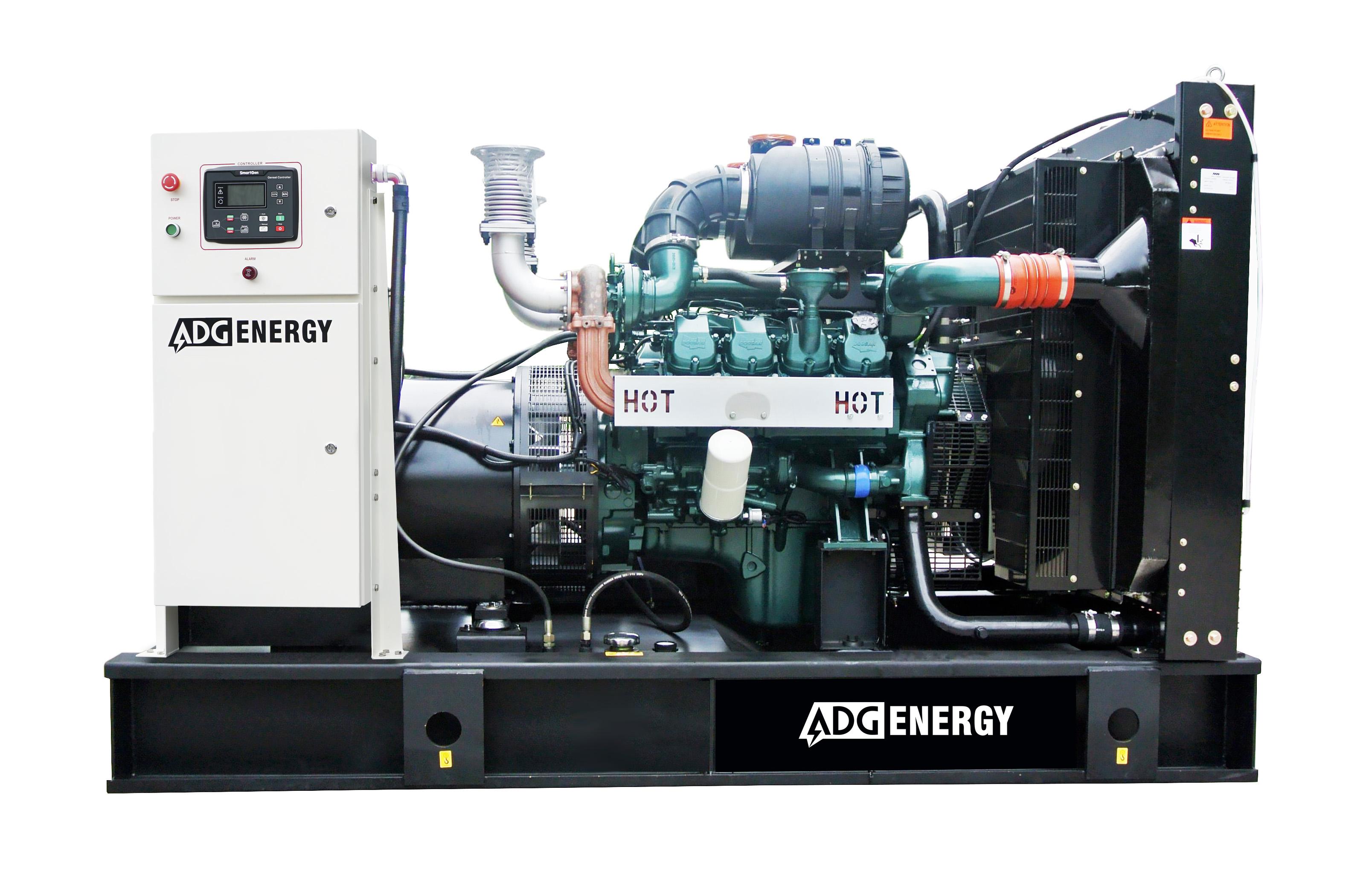 Дизельный генератор (электростанция) ADG-ENERGY AD-313D5